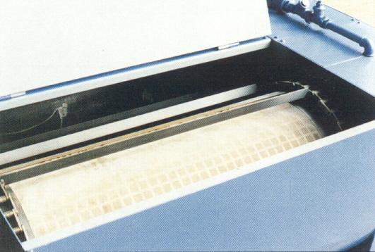 Caractéristiques Filtre autonettoyant type FAU