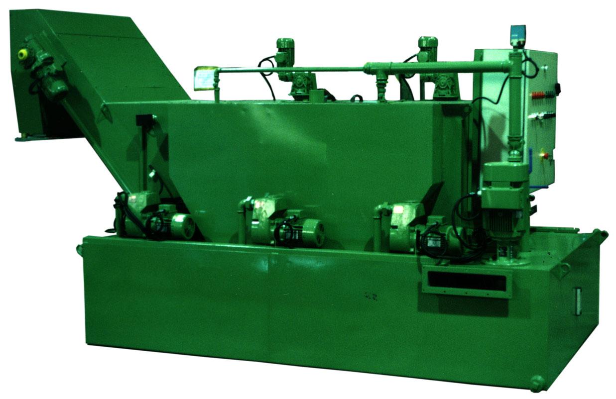 Caractéristiques Installation centralisée de filtration